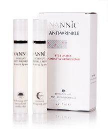 Nannic Anti-Wrinkle Set 2 x 15 ml